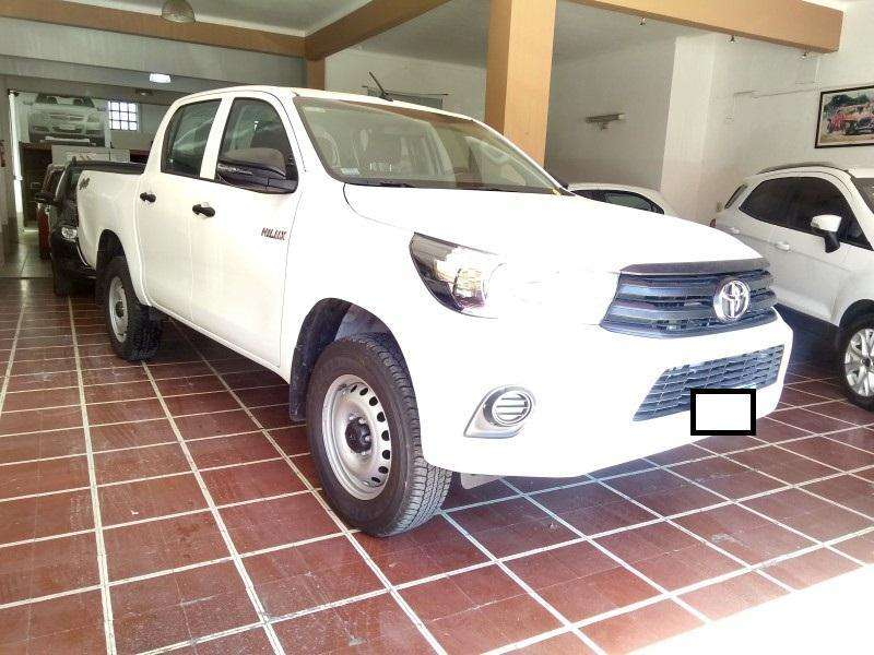 <strong>toyota</strong> Hilux 2018 - 550 km