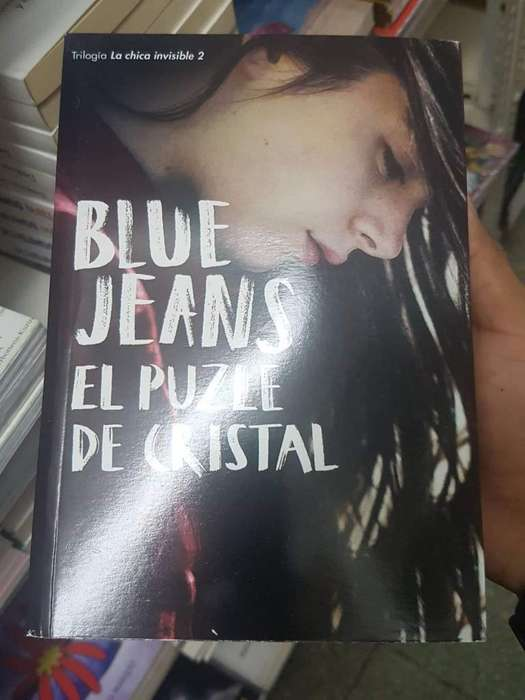 Libro El Puzzle De Cristal Blue Jeans