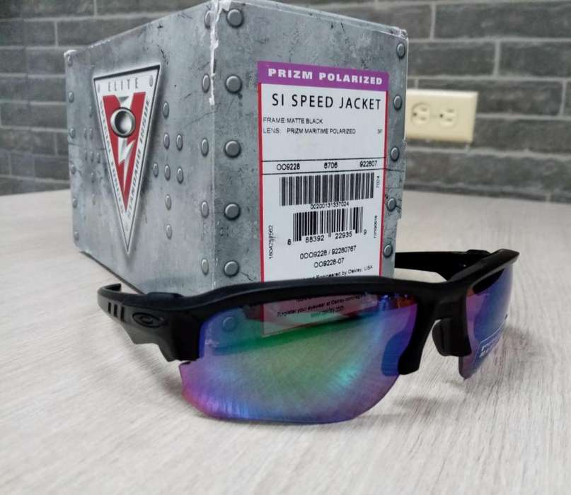 gafa oakley Speed Jacket 100% original