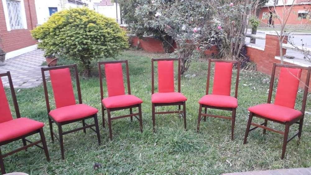 Vendo <strong>silla</strong>s Cedro