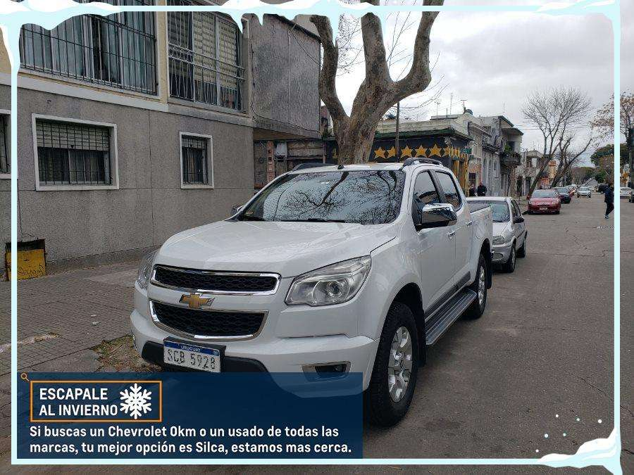 <strong>chevrolet</strong> S-10 2013 - 74000 km