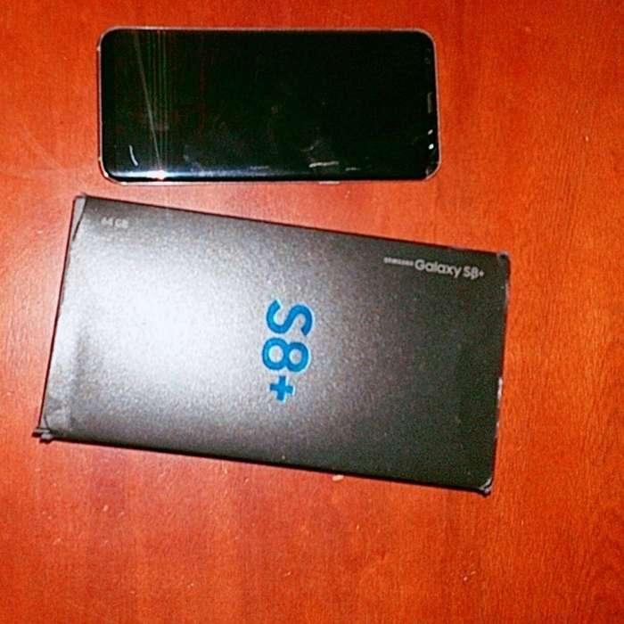 Vendo Samsung S8 Plus Poco Uso