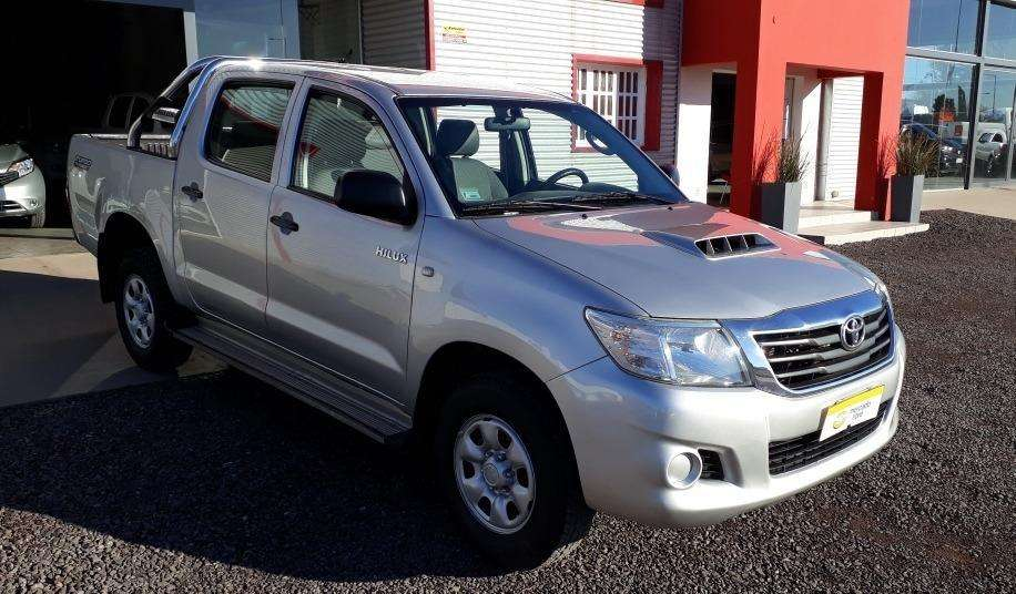 Toyota Hilux 2013 - 171000 km