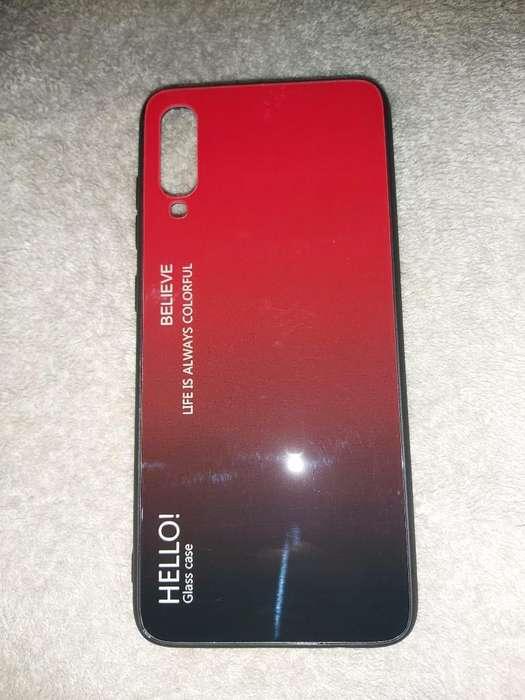 Estuche Degradado Samsung A70 Baratísimo