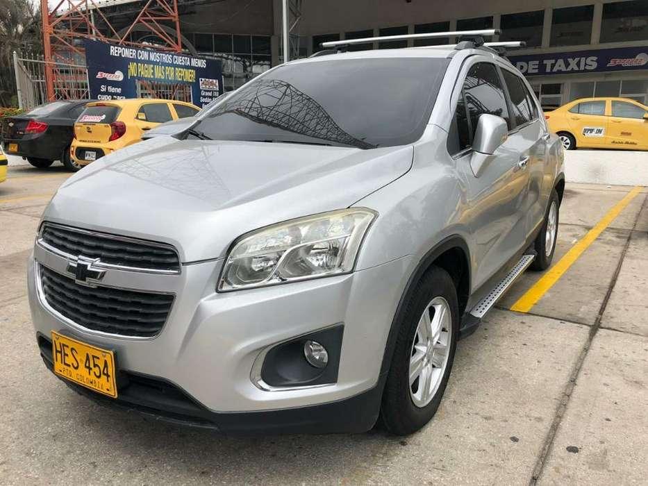 Chevrolet Tracker 2015 - 55000 km