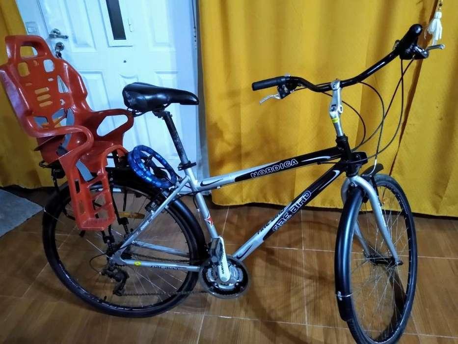 Bicicleta Nórdica