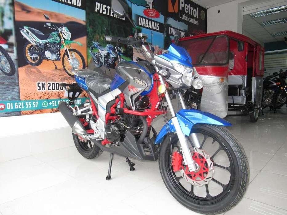 MOTO SENKE SK200-10A RAPTOR 2019