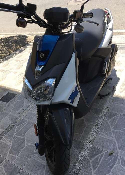 Yamaha Bwsxfi 2018