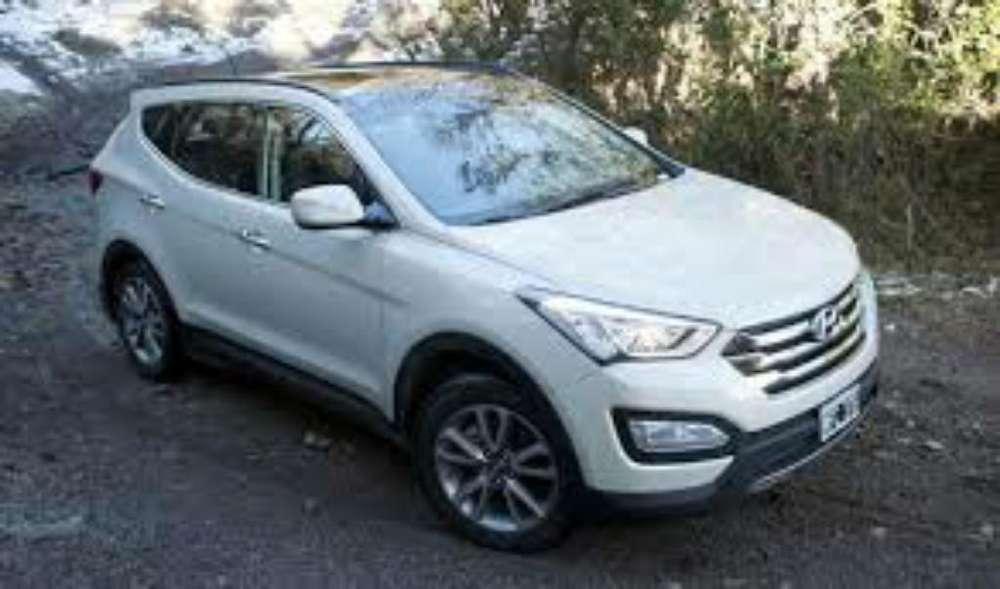 Hyundai Santa Fe 2014 - 43000 km