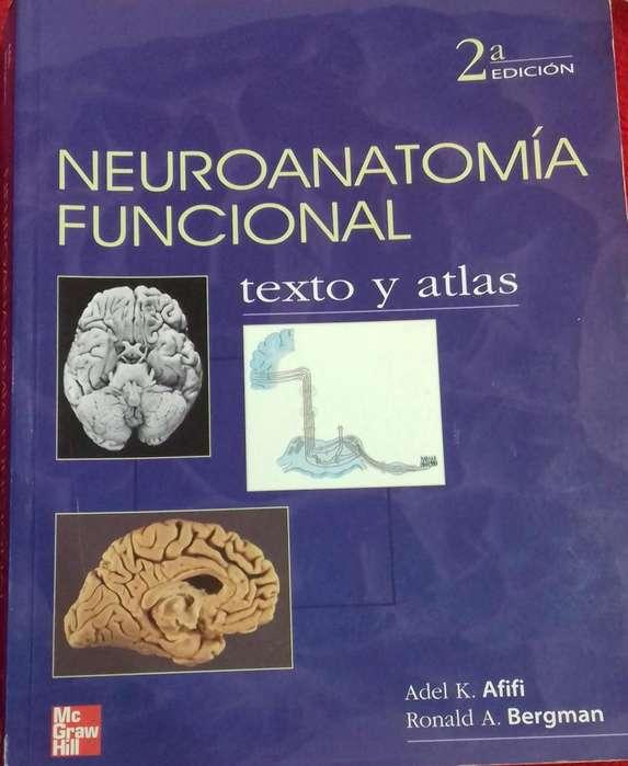 NEUROANATOMIA FUNCIONAL TEXTO Y ATLAS