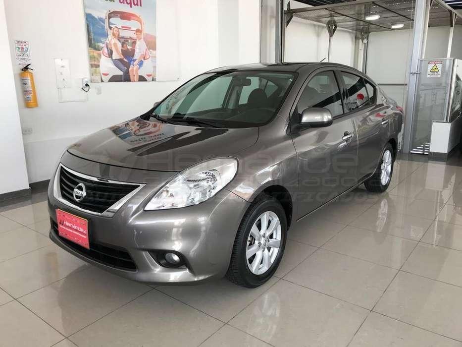 Nissan Versa 2014 - 88000 km