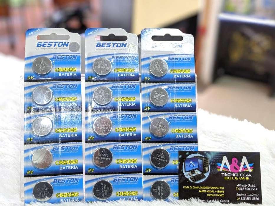 Bateria 2032 para Pc