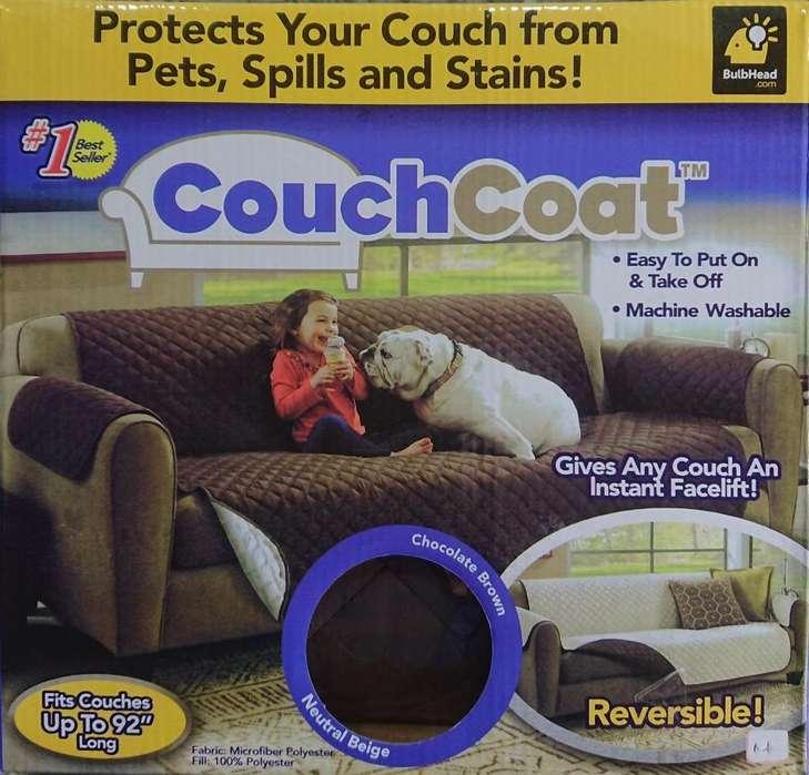 Couchcoat Protector de Dos Puestos Sofa