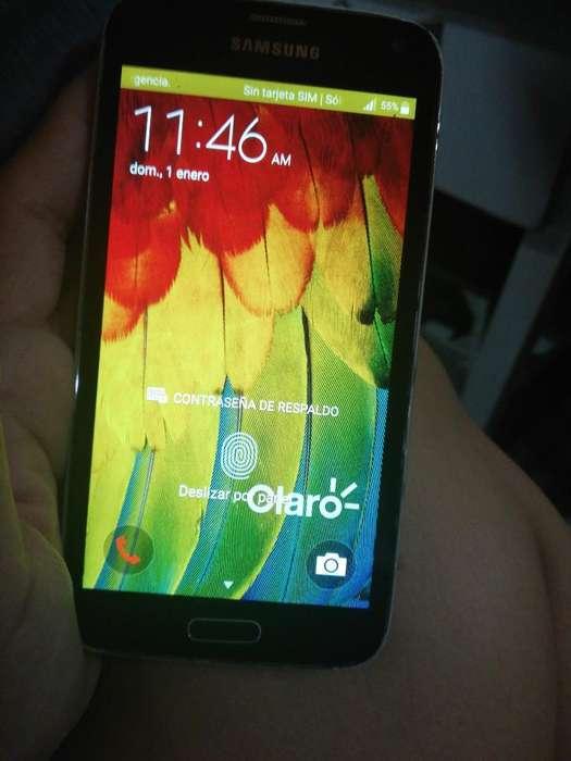 Samsung S5 en Excelente Estado