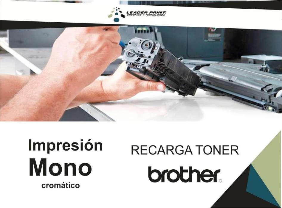 RECARGA TONER CORDOBA BROTHER HL TN 1060 410 450 360 230 450