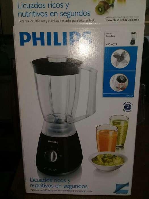 Vendo <strong>licuadora</strong> Philips Nueva