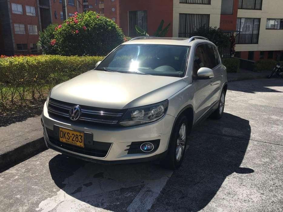 Volkswagen Tiguan 2012 - 140000 km