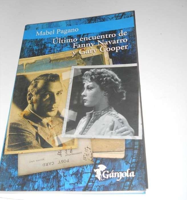 Ultimo encuentro de Fanny Navarro y Gary Cooper