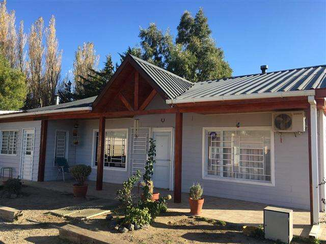 Casa con PARQUE en CORDON FORESTAL