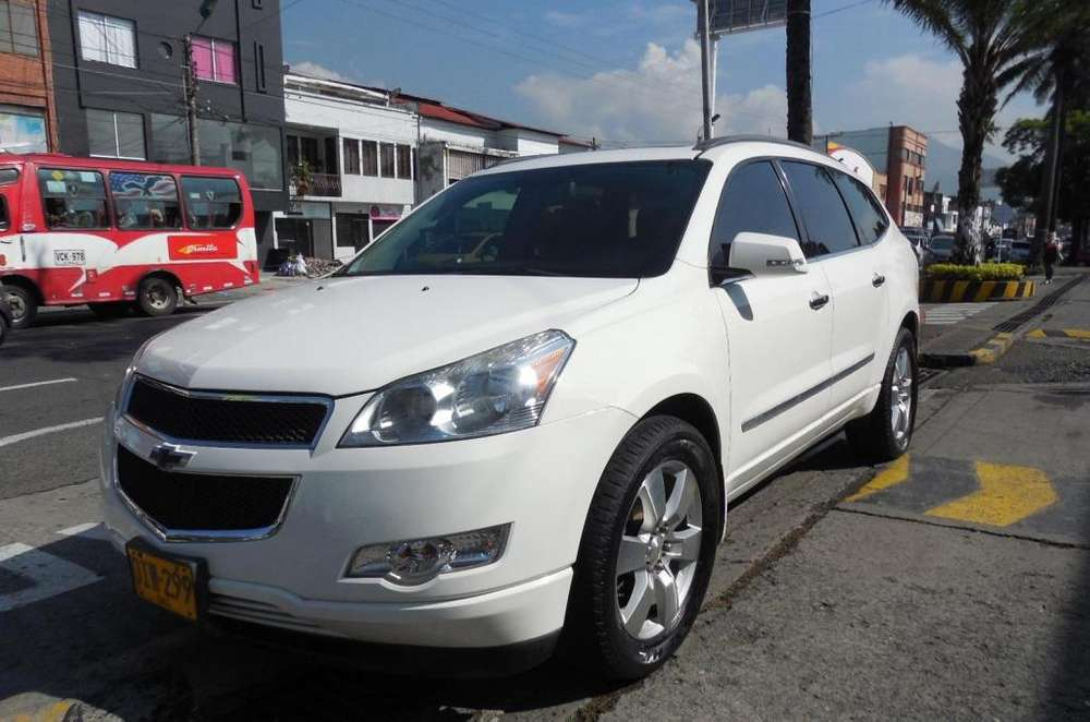 <strong>chevrolet</strong> Traverse 2011 - 128044 km