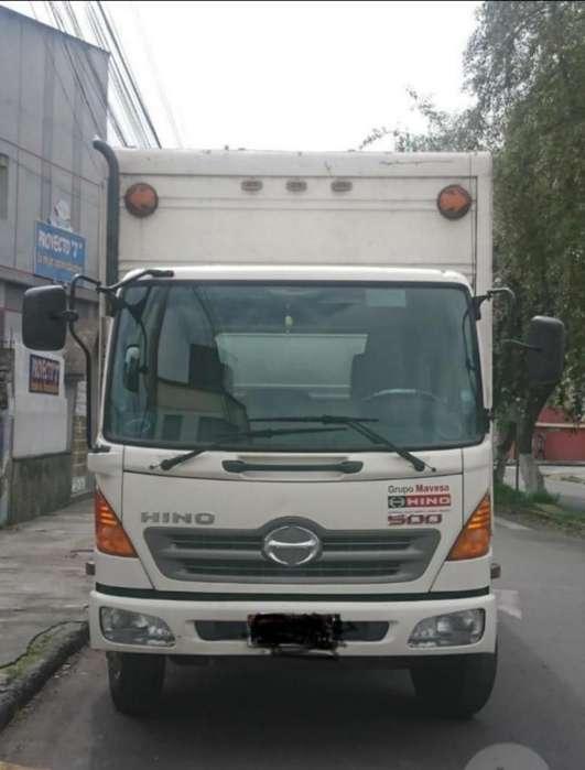 Camion Hino Fc Año 2015