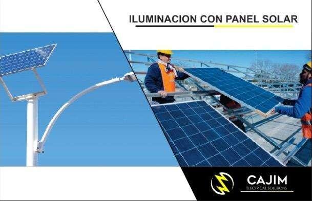 Iluminacion Solar