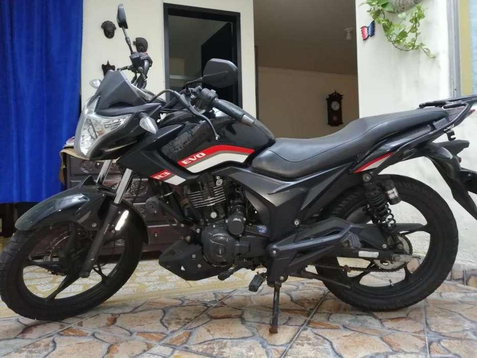 Moto Akt 125cc Evo R3