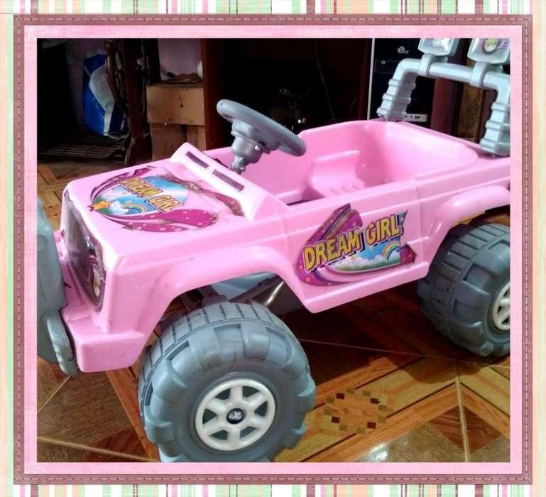 carro electrico para niña