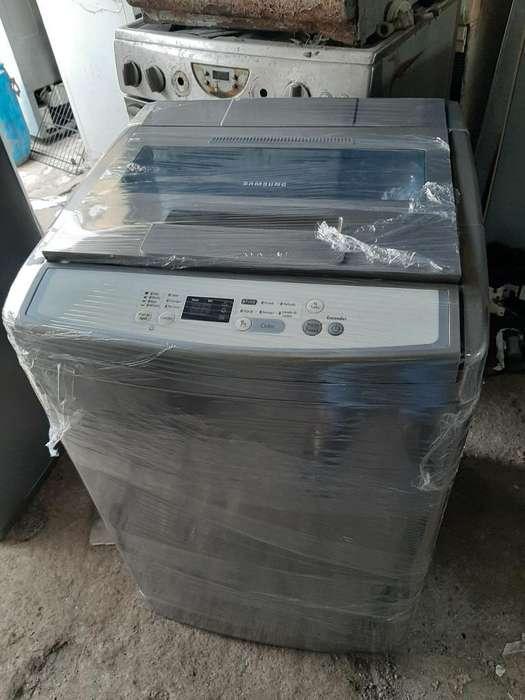 Lavadora Samsung de Reloj 18 Libras