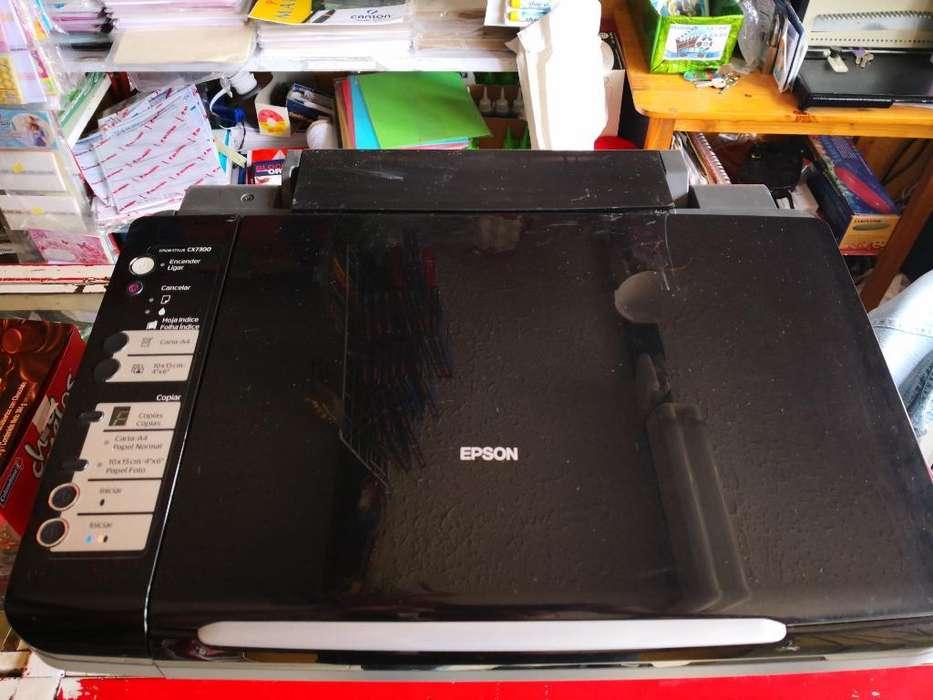 Impresora Epson Stylusc7300