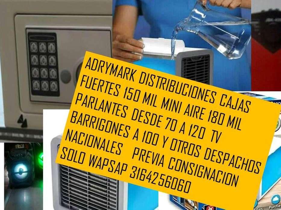 CAJAS FUERTES AIRE Y OTROS 3164256060