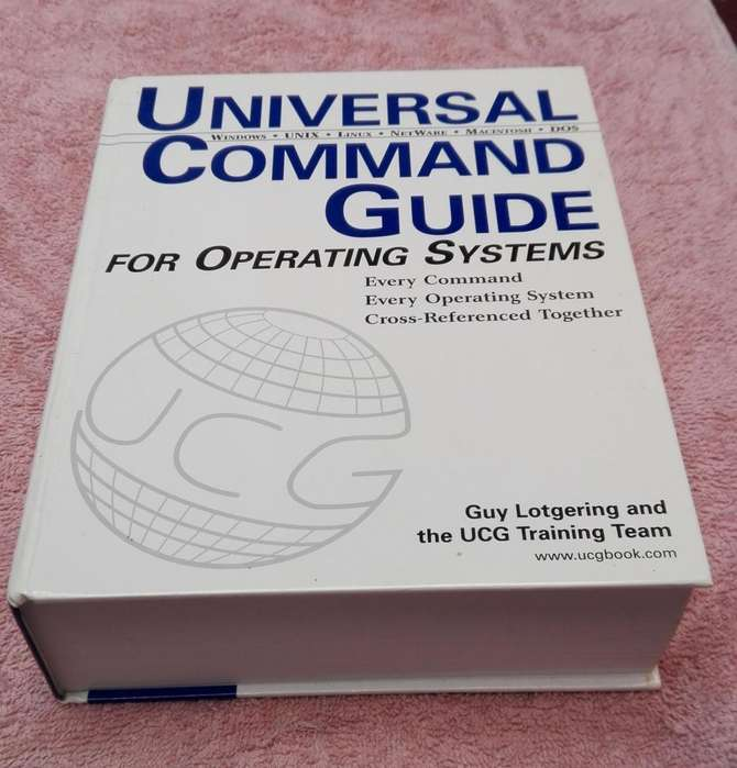 Guia De Comandos Universal Para Windows Unix Linux Mac Dos