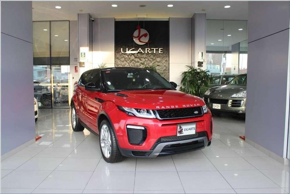 Land Rover Range Rover Evoque 2016 - 32946 km