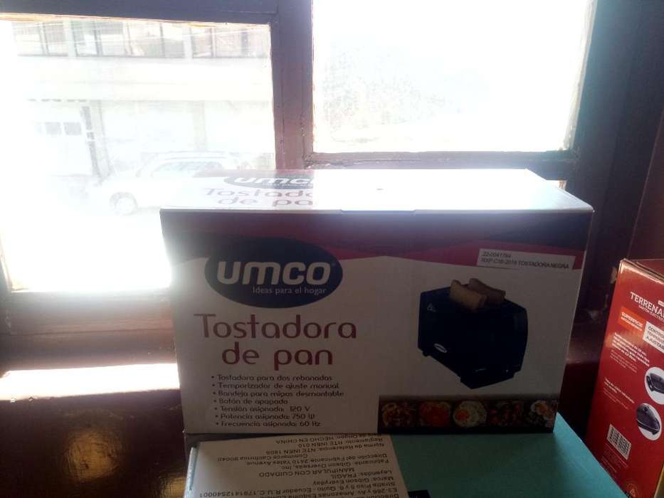 <strong>tostadora</strong> de Pan. Nueva