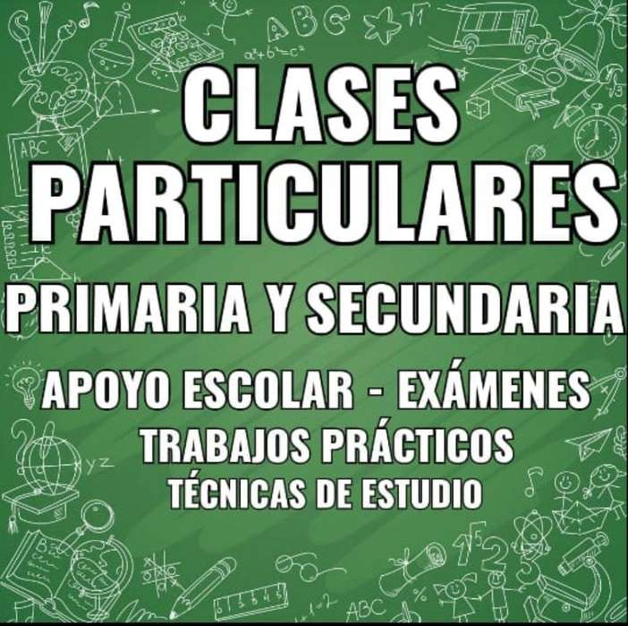 Clases Particulares!!!