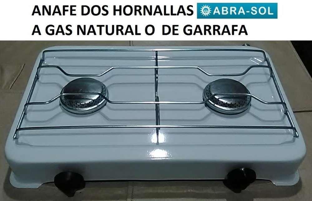 Anafe Dos Hornallas Abrasol