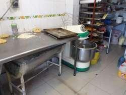 Panaderia Esquinera en Venta