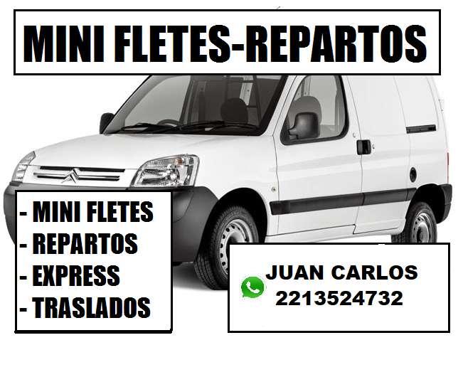 Mini fletes Juan