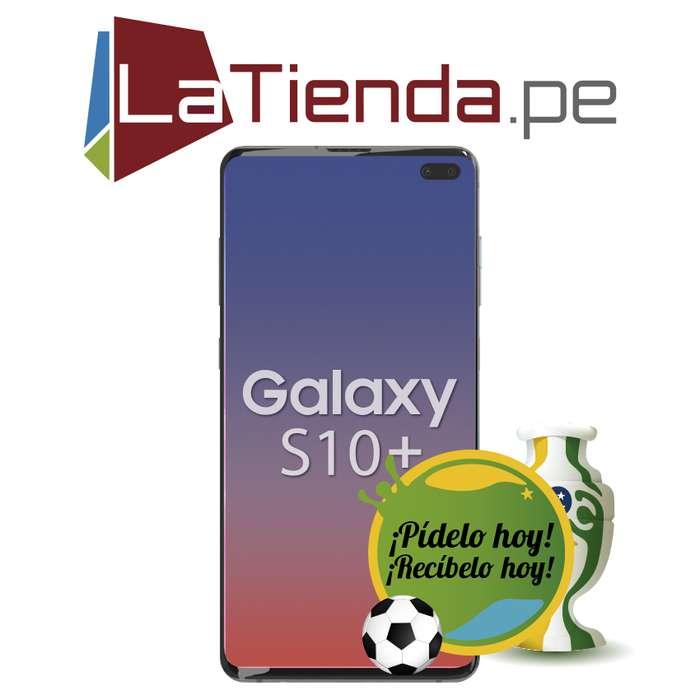 Samsung Galaxy S10 Plus Doble Camara Frontal 10 MP 8 MP