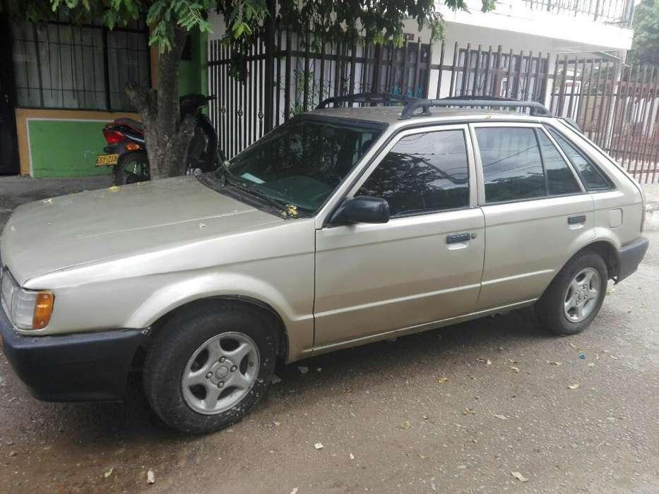 Mazda 323 1986 - 12500 km