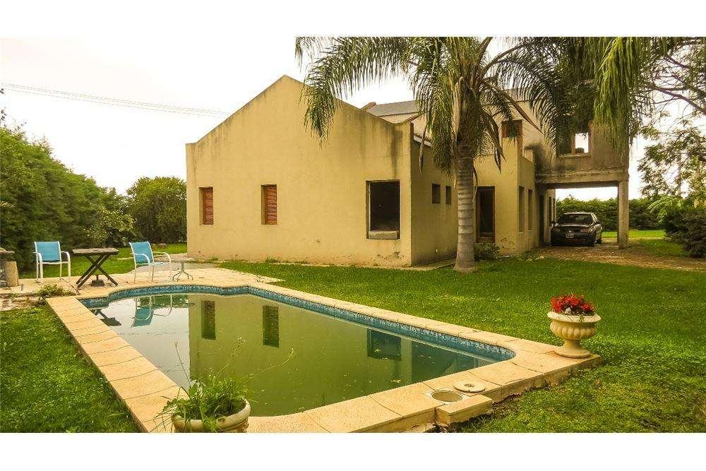 Casa A Refaccionar - VENTA - CLUB <strong>campo</strong> EL PASO -