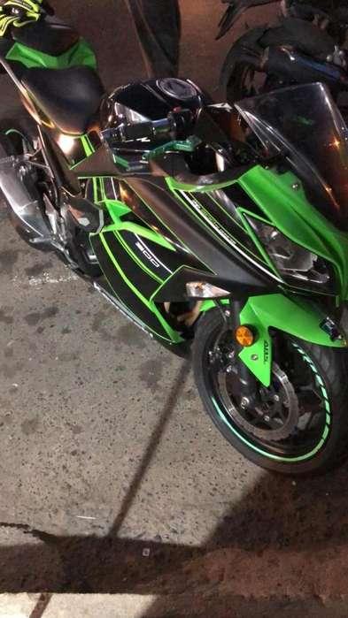 Se Vende Moto <strong>kawasaki</strong>