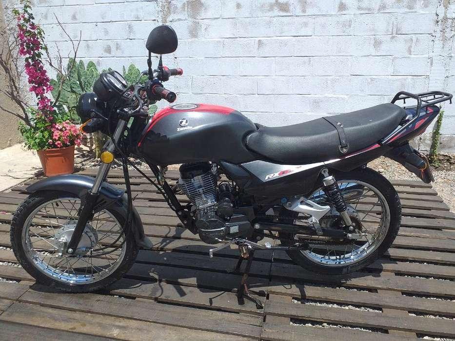 Zanella Rx 150cc con Muy Poco Uso!