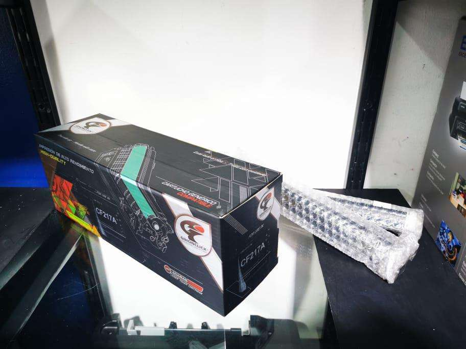 Toner Gihon HP CF2 17A Con Chip