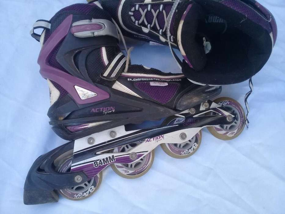 Rollers Action Sport 84mm Abec-9