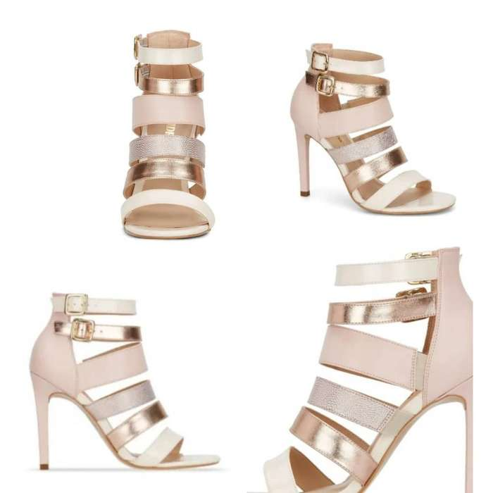Zapatos Ankle Strap