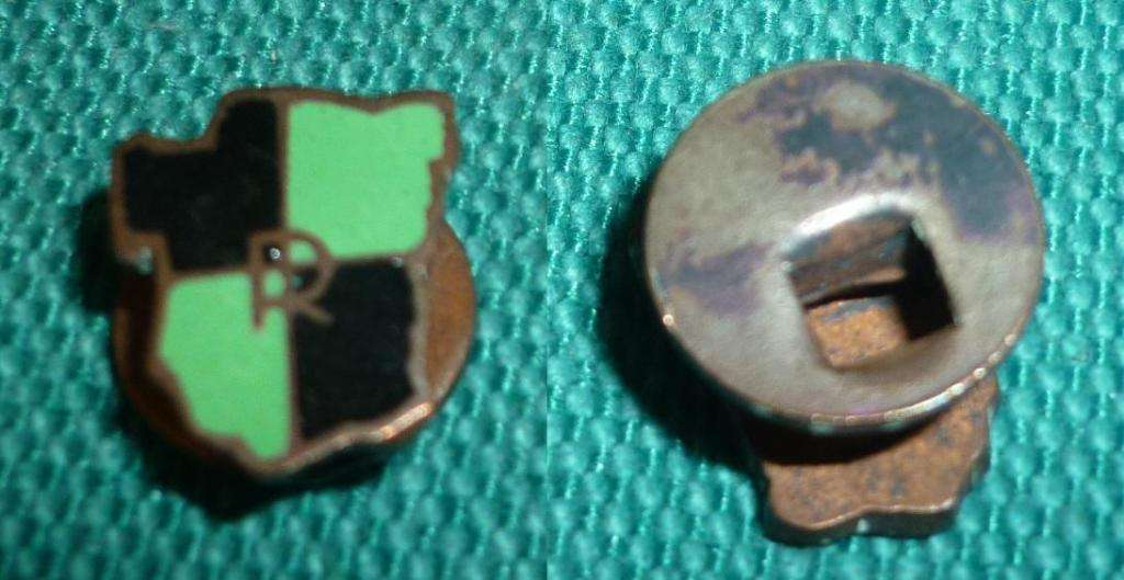 Antiguo Pin Distintivo Del Tucuman Rugby Club 1960s Solapero