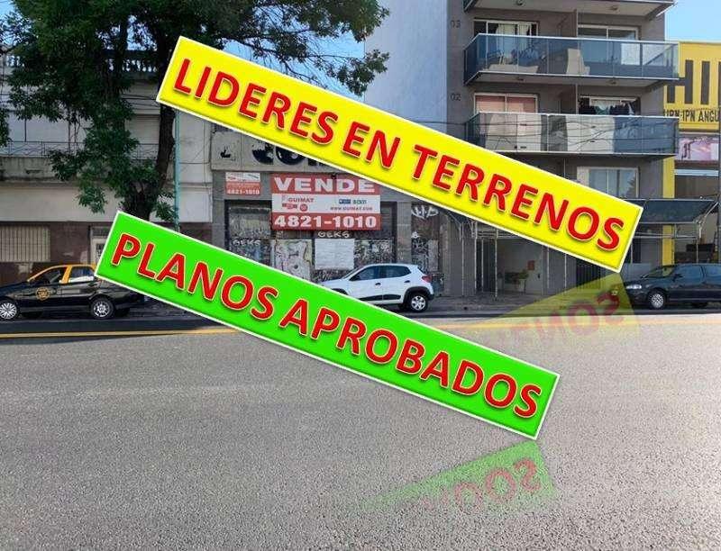 LIDERES EN TERRENOS - GUIMAT PROPIEDADES - PLANOS APROBADOS
