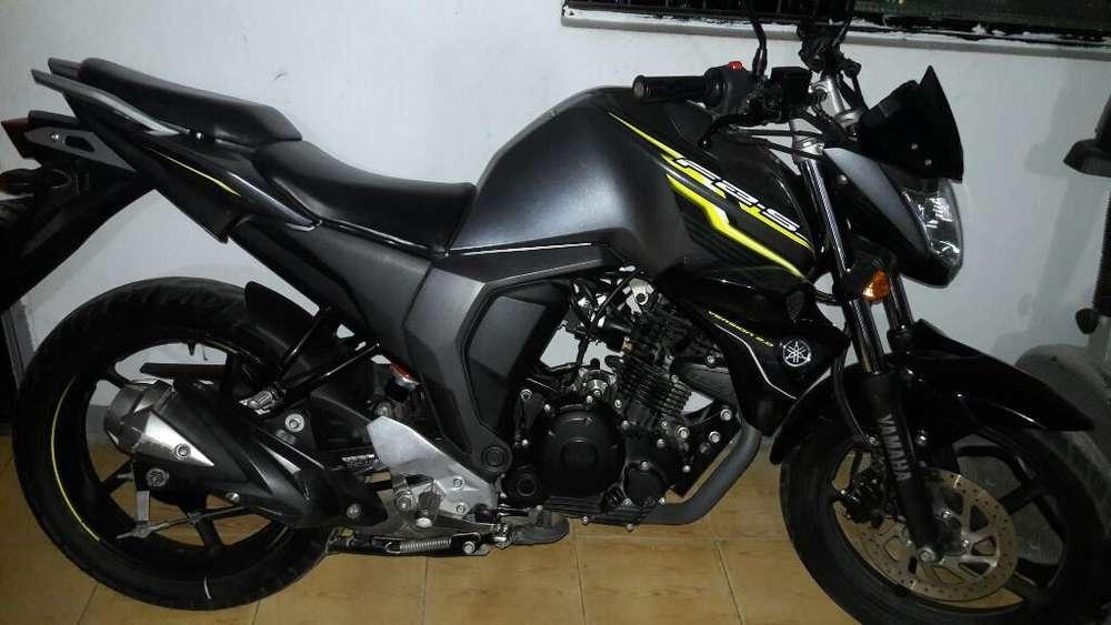Moto Yamaha Fz .2 Modelo 2018