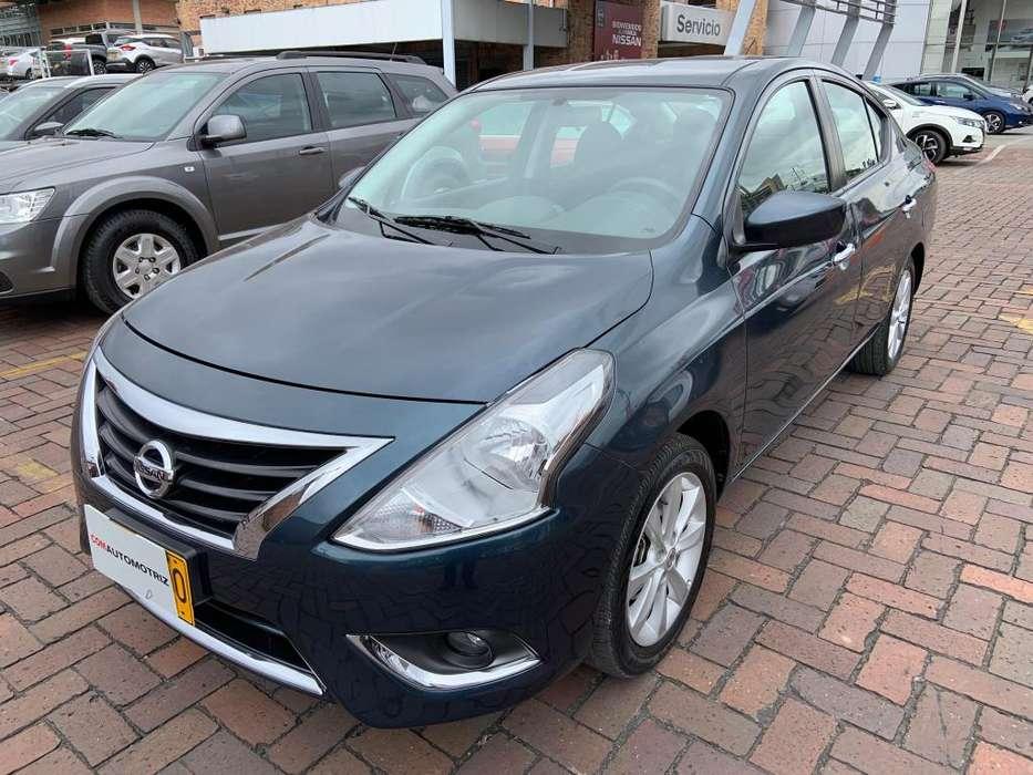 Nissan Versa 2016 - 97000 km